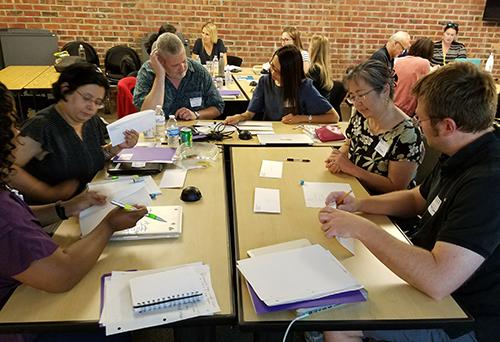 Coding Participants