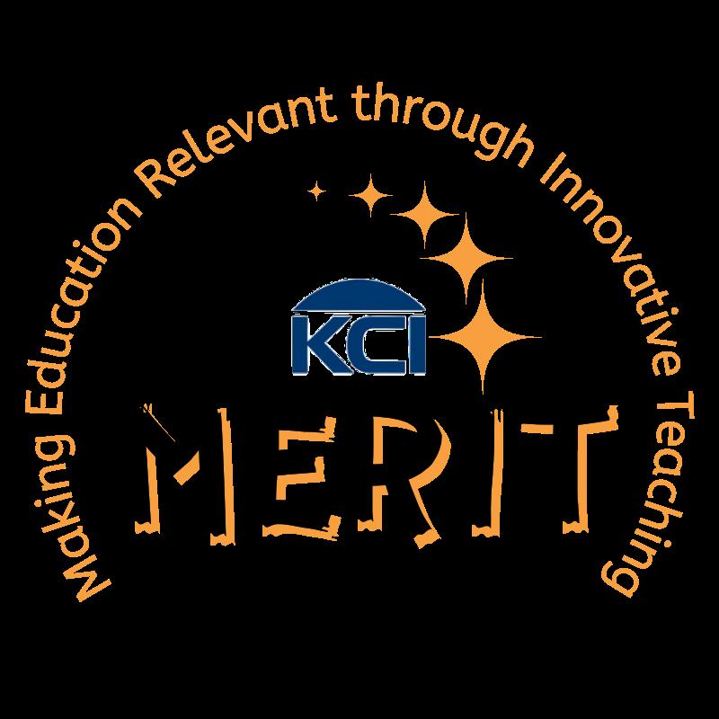 KCI MERIT 2021 logo